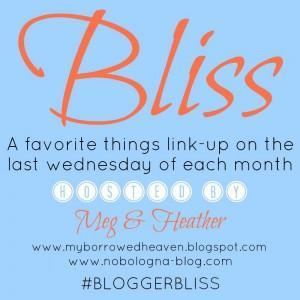 Blogger Bliss Button updated