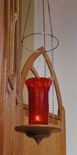 Sanctuarylampholder
