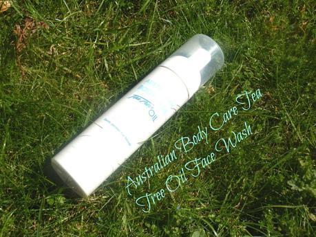 Australian Body Care Tea Tree Oil Face Wash Reviews