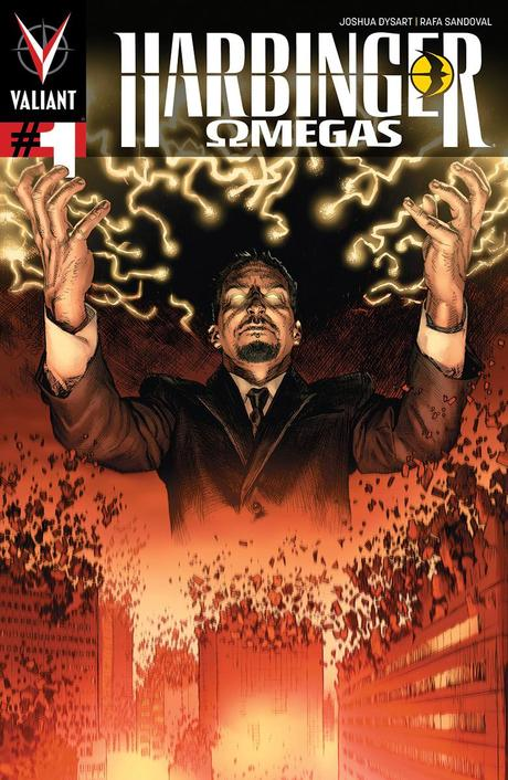 irst Look: HARBINGER: OMEGAS #1