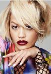 Photos: Rita Ora For Flare Magazine August 2014