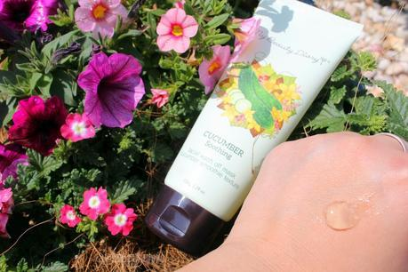 My Beauty Diary Cucumber Facial Wash off Mask Review