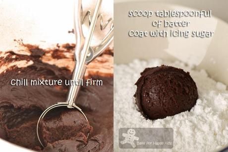 Crisp Chocolate Bites (William Sonoma)