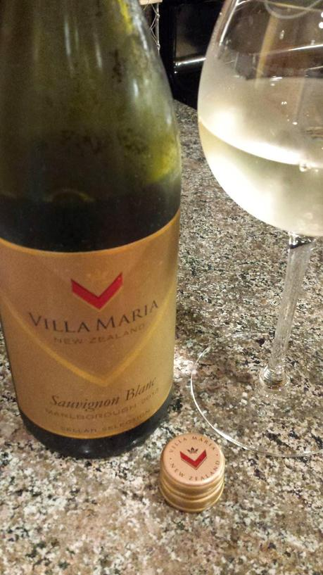 New Zealand Sauvignon Blanc from Villa Maria Estate Winery