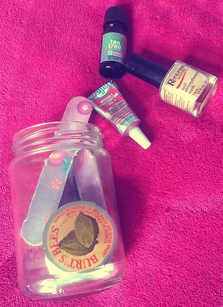 My Bedside Jar