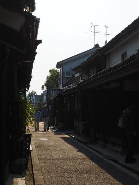 P5310277 豪商屋敷居並ぶ今井町,再訪 / Imai, Residences of wealthy merchants stand in rows