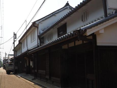 P5310209 豪商屋敷居並ぶ今井町,再訪 / Imai, Residences of wealthy merchants stand in rows
