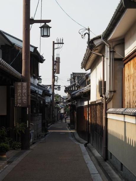 P5310260 豪商屋敷居並ぶ今井町,再訪 / Imai, Residences of wealthy merchants stand in rows