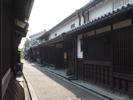 P5310310 豪商屋敷居並ぶ今井町,再訪 / Imai, Residences of wealthy merchants stand in rows
