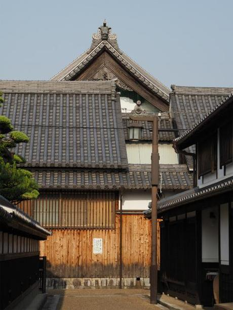 P5310294 豪商屋敷居並ぶ今井町,再訪 / Imai, Residences of wealthy merchants stand in rows