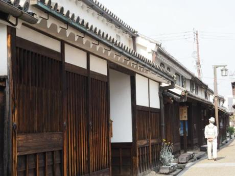 P5310281 豪商屋敷居並ぶ今井町,再訪 / Imai, Residences of wealthy merchants stand in rows