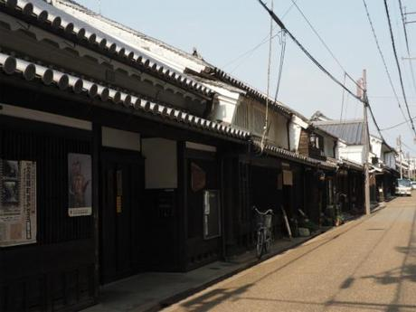 P5310221 豪商屋敷居並ぶ今井町,再訪 / Imai, Residences of wealthy merchants stand in rows