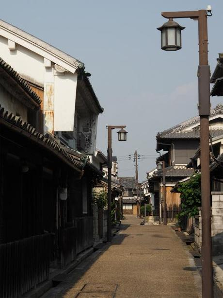 P5310259 豪商屋敷居並ぶ今井町,再訪 / Imai, Residences of wealthy merchants stand in rows