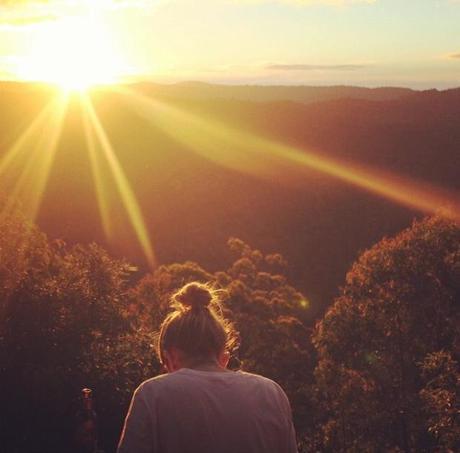 jodie sunset