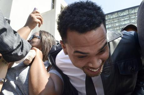 Chris Brown Turns Down Plea Deal
