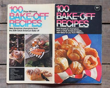 100 Bake Off Recipes