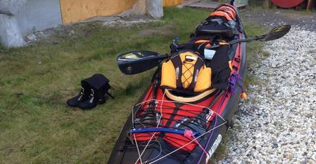 Kayaker Begins Northwest Passage Paddle