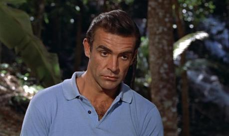 Connery's shirts didn't have buttons; they had