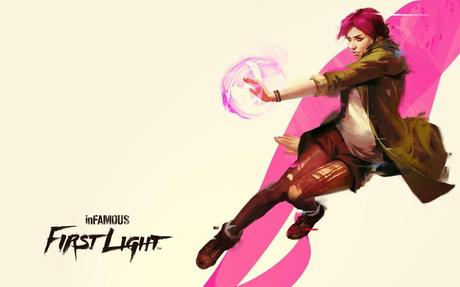 InFamous: Second Son First Light DLC Release Date Revealed