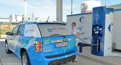 Air Liquide will install 4 hydrogen fueling stations in Denmark