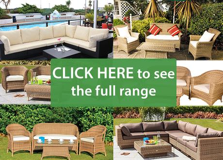 Buy Rattan Garden Sofa Sets Online
