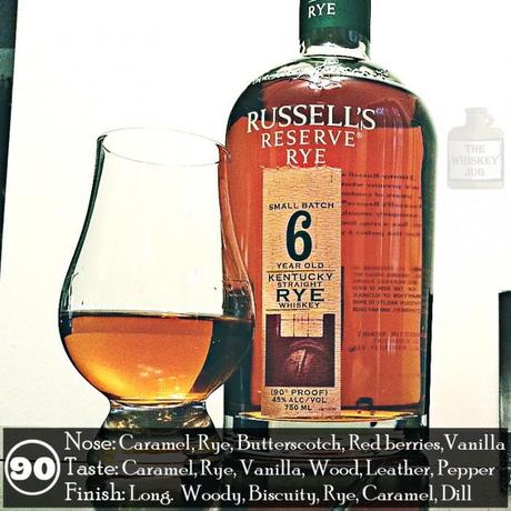 Russells Reserve Rye 6yr Review