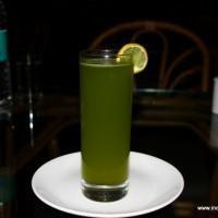 Lemon Mint and Honey Mocktail