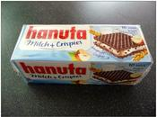REVIEW! Ferrero Hanuta Milk Crispies