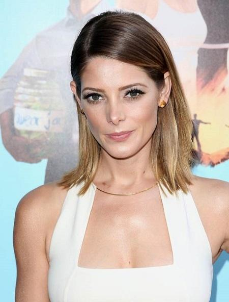 Ashley Greene - 'Wish I Was Here' gorgeous look from Leonor Greyl