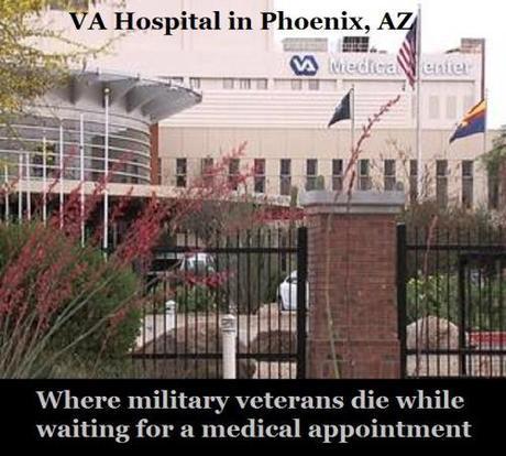 VA hospital Phoenix