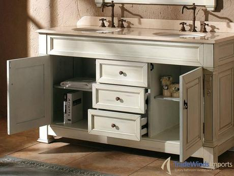MDF Or Wood in Bathroom Bathroom Vanity Blog Paperblog – Real Wood Bathroom Vanities