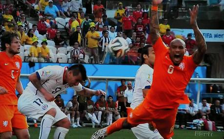 World Cup Fever 2  [Orange You Glad It's Friday]