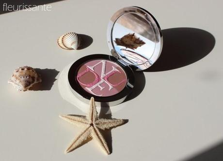 Dior Nude Shimmer in Pink Glow (Transat collection for Summer 2014)