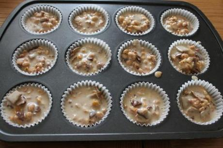 Breakfast Cereal Muffins