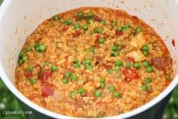 Pieday Friday – One-pot cooking: Jambalaya