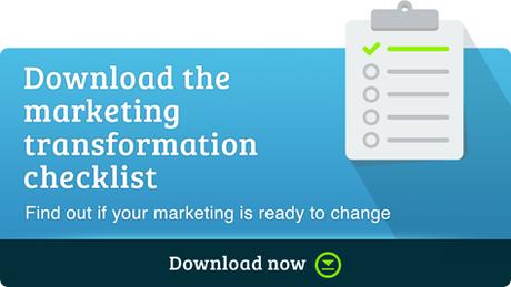 Marketing Transformation Checklist