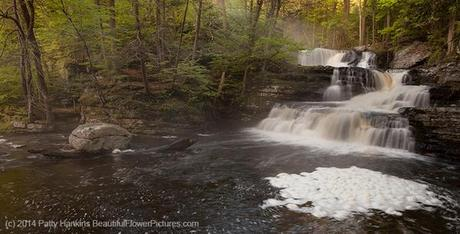 Factory Falls © 2014 Patty Hankins