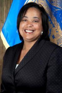 Deputy Mayor Woodwards