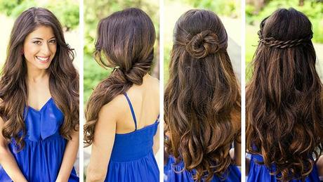 6 pretty hairstyles