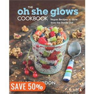 Friday Reads: The Oh She Glows Cookbook by Angela Liddon