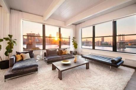 Ann Hathaway Brooklyn Apartment | Celebrity Homes