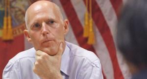 Gov. Rick Scott (Photo credit: AP)
