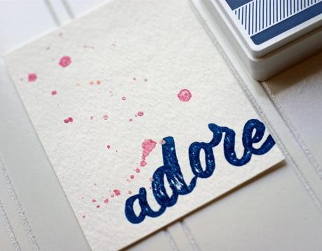 new letterpress plates at Lifestyle Crafts!