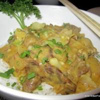 Lamb Rendang Curry