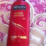 TRESemme Keratin Smooth Shampoo  Review And Swatches