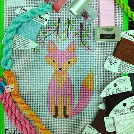 More Fox Stitch Guides!