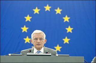 European Parliament President Jerzy Buzek