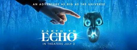 Earth to Echo: An Epic Movie Arriving in Theaters on July 2! #EarthToEcho
