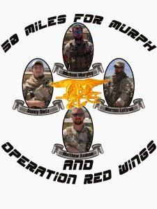 50 Miles for Murph and Operation Red Wings
