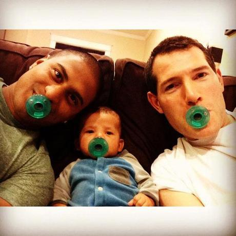 Gay Dads Are Awesome! - Wade